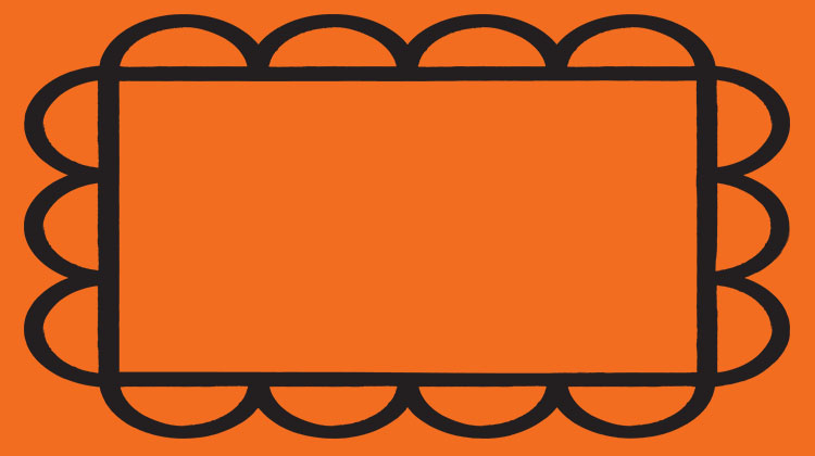 Game Design Orange Tile
